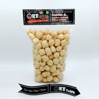kacang campur mix nut 400gr