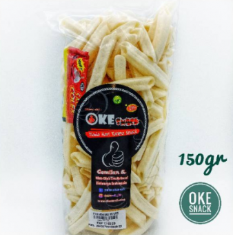 Krupuk Kentang Potato 140g